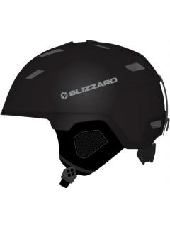BLIZZARD DOUBLE ski helmet, , black