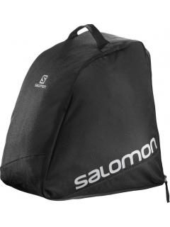 taška SALOMON Original Boot Bag Bag black/light onix